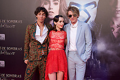 AUG 22 2013 The Mortal Instruments: City of Bones' premiere in Madrid, Spain