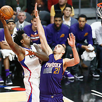 10-31 SUNS AT CLIPPERS