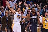 20151102 - Memphis Grizzlies @ Golden State Warriors