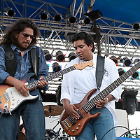 Los Lonely Boys, 2009 Gretna Fest