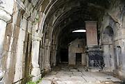 Armenia, Debed Valley, Haghbat Monastery The church of Saint Nishan. UNESCO's World Heritage site