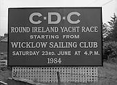 1984 - Round Ireland Yacht Race