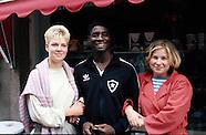 Finland - Botafogo 6.8.1985