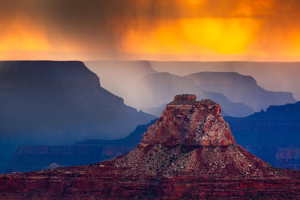 Zoroaster Templein Grand Canyon National Park.