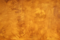 14 October 2006:  Yellow Orange painted wall. Texture, background, graphic, art.